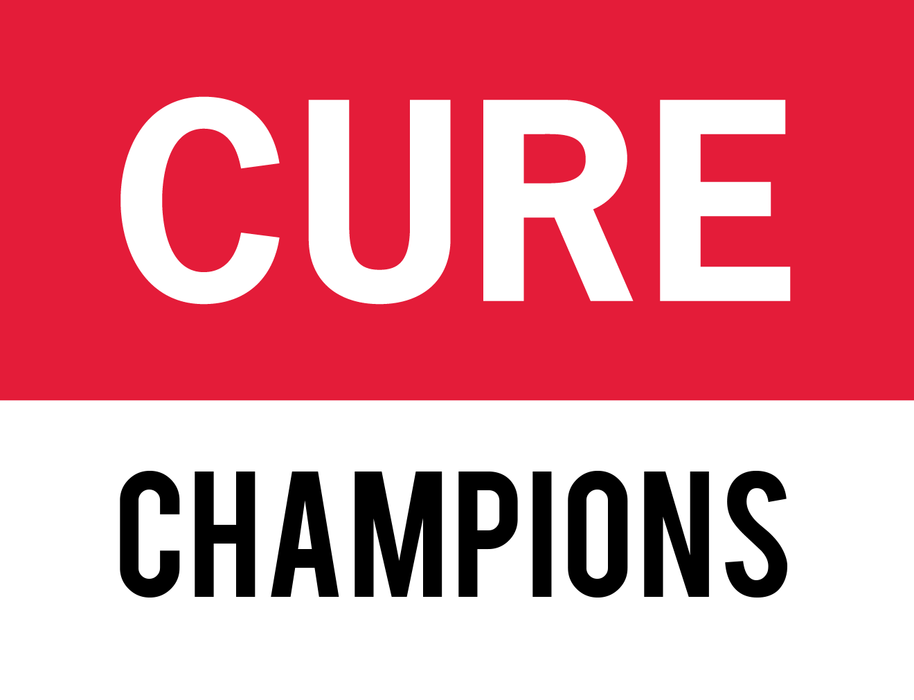 CURE Champions Logo